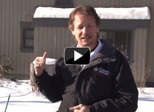 Video about our home energy audit in Nebraska & Iowa